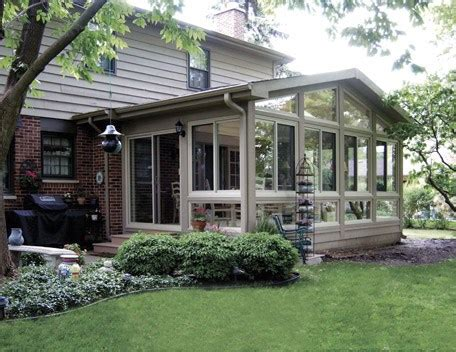 Four Seasons Sunroom by Green Bay Sunrooms Green Bay Home Remodeling Tundraland