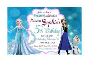 template free singing birthday cards together with free 10 frozen invitation template free sle exle