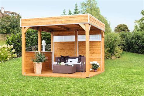 Pavillon Skanholz «toulouse» 4eck Pavillion Holzpavillon