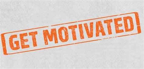 Get Motivated With A Fitness Plan