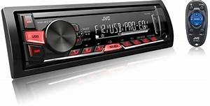 Jvc Car Audio Stereo Usb  Mp3 Player Kd-x120