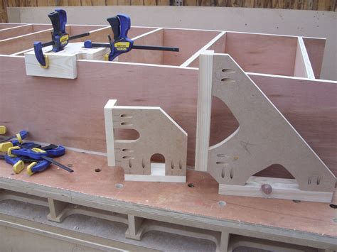 diy corner clamps workshop clamping pinterest