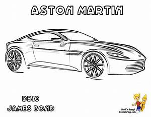 Aston Martin Engine