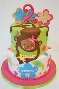 monkey birthday cake template - 15 top birthday cakes ideas for girls 2happybirthday