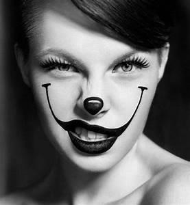 Maquillage Halloween Enfant Facile : maquillage halloween qui fait peur pour fille ~ Nature-et-papiers.com Idées de Décoration