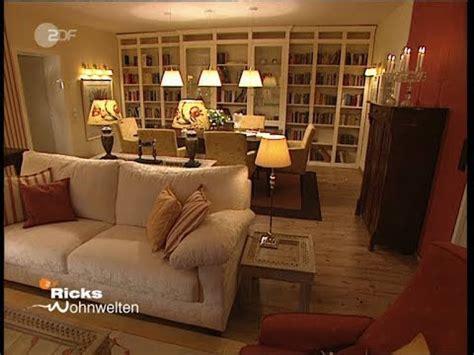 Ricks Wohnwelten Wohnzimmer Im Landhausstil Youtube