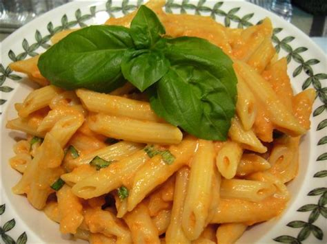 light pasta sauce pasta with vodka sauce light recipe food