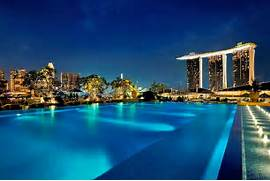 Singapore Hotel With Infinity Pool On Rooftop Image Hotel Pools In Singapore Amazing Hotel Swimming Pools In Singapore
