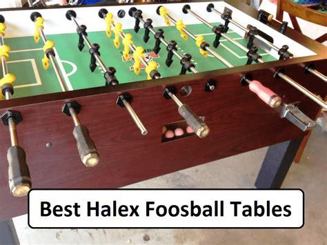 halex foosball table   models   reviewed