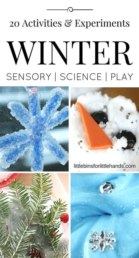 winter activities and winter science experiments for 519 | Winter Activities and Science Experiments for Kids