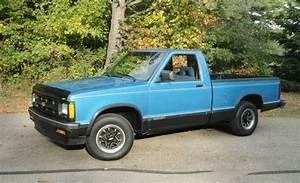 Purchase Used 1992 Chevy S
