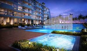 Apartment, Condo, Interior, Design, House, Building, Architecture, Swimming, Pool, Wallpapers, Hd