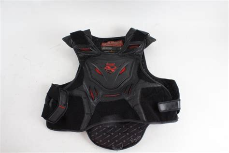Icon Field Armor Motorcycle Vest, Size L-xl