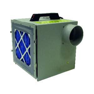 smh negative pressure unit  negative air equipment
