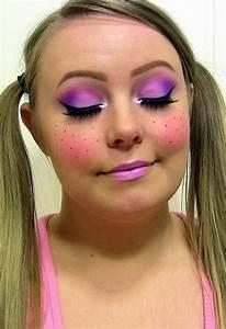 Cute Halloween Makeup Ideas - The Xerxes