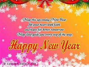 happy-new-year-greetings-messages - Easyday