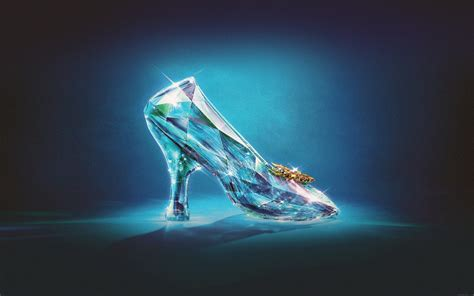 cinderella glass slipper wallpaper getwallsio