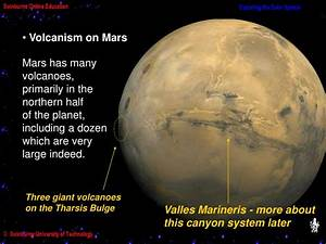 PPT - Module 12: Mars - the Red Planet PowerPoint ...