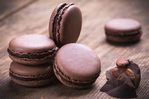 best travel accessories chocolate macarons