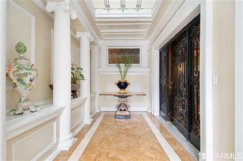 neo classical home  pacific heights idesignarch