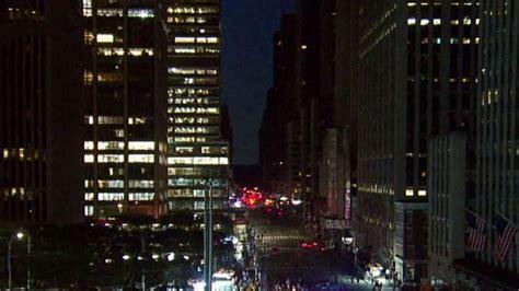 power restored  nyc transformer fire  blackout