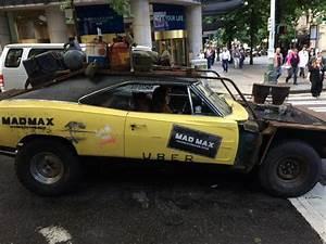 Mad Max Voiture : uber propose des trajets dans les voitures de mad max ~ Medecine-chirurgie-esthetiques.com Avis de Voitures