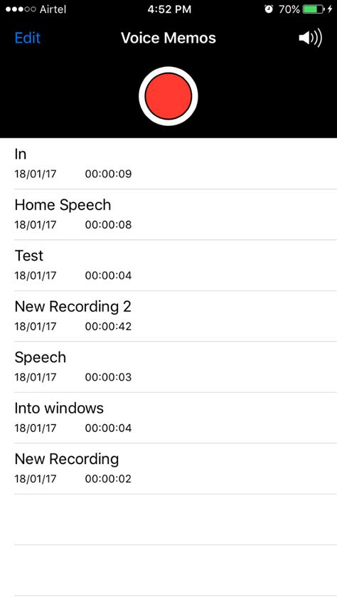 how to voice memos from iphone 3 ways to transfer iphone voice memos to windows 10 pc