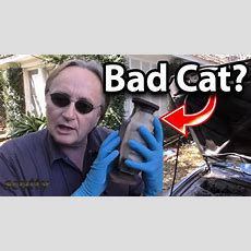 How To Tell If You Need A New Catalytic Converter In Your Car Youtube
