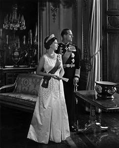 Queen Elizabeth II and Prince Philip – Yousuf Karsh