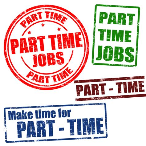 part time for several part time job sts and graphics