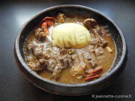 cuisine sauce ivoirienne recettes ivoiriennes