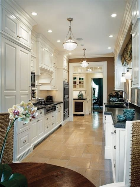 how to update a galley kitchen pinning this for the color of the floors pattern along 8936