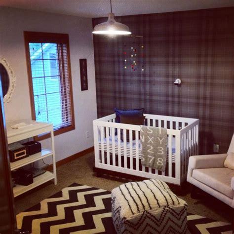 modern boy room modern baby boy nursery nesting pinterest