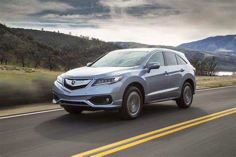 hondaacura crossover utility vehicle review