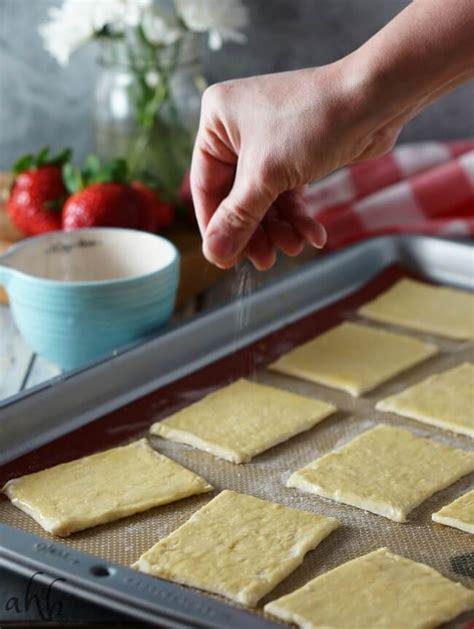 Strawberry Napoleons - Accidental Happy Baker