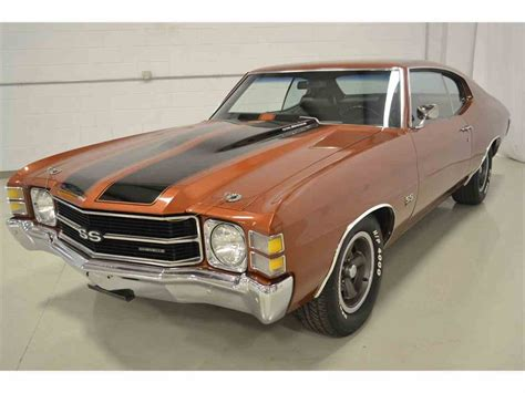 Chevrolet Chevelle Ss For Sale 1971 chevrolet chevelle ss for sale classiccars cc