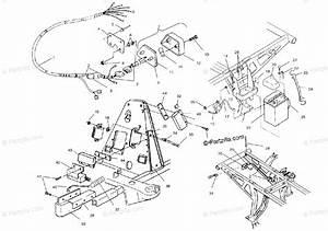 Polaris Atv 1995 Oem Parts Diagram For Electrical