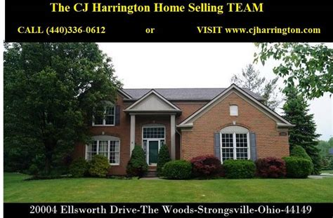 Homes For Sale In Strongsville Ohio by Cleveland Ohio Homes For Sale 20004 Ellsworth Dr 44149