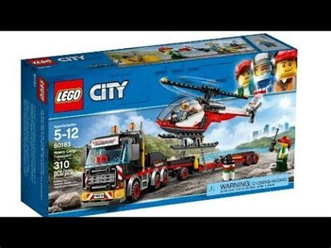 neue lego sets 2018 lego news lego city winter 2018 sets official images