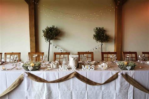 wedding main table decor rustic wedding party table ideas siudy net