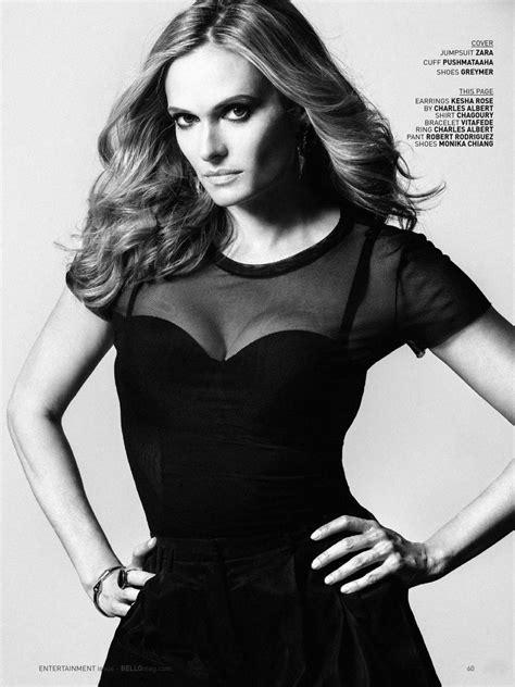 Vinessa Shaw – BELLO Magazine (September 2014) | GotCeleb