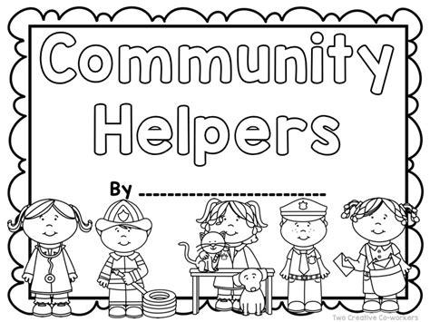 community workers my school community helpers