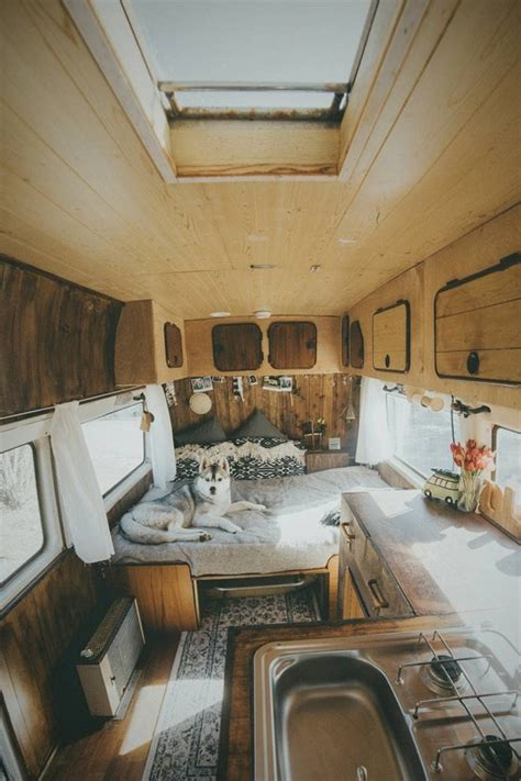 amazing van life interior ideas  inspiration