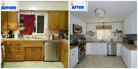 diy kitchen remodel on a budget remodeling your kitchen in a cheap way