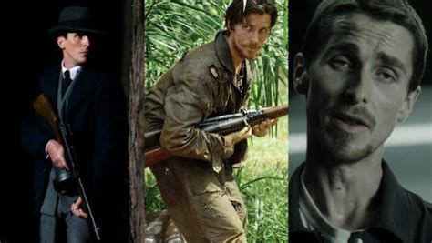Best Christian Bale Movies All Time
