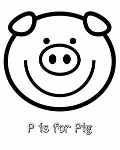 Pig Face Coloring Pages | www.imgkid.com - The Image Kid ...