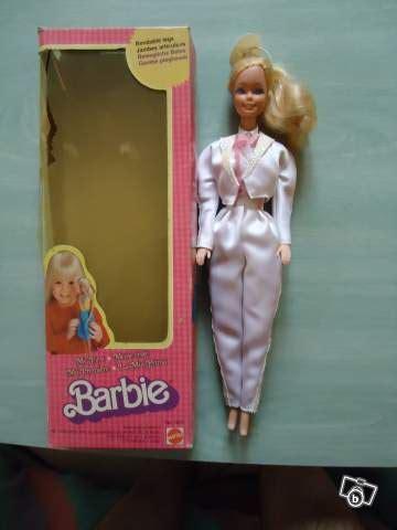 ancienne poupee barbie collection