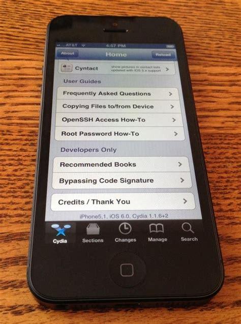 how to jailbreak an iphone 5 iphone 5 jailbreak achieved on day 1 of release redmond pie