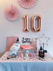 Deco Anniversaire 10 Ans : le go ter d 39 anniversaire des 10 ans marie anne en 2 mots blog lifestyle ~ Melissatoandfro.com Idées de Décoration