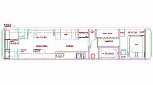 50 Best Caravan  Camper Van And Motor Home Floor Plans